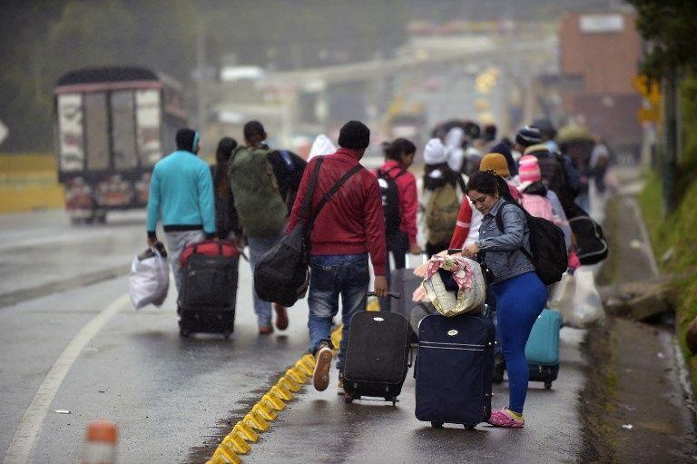 Baja el desempleo de migrantes venezolanos en Colombia - Papagayo News