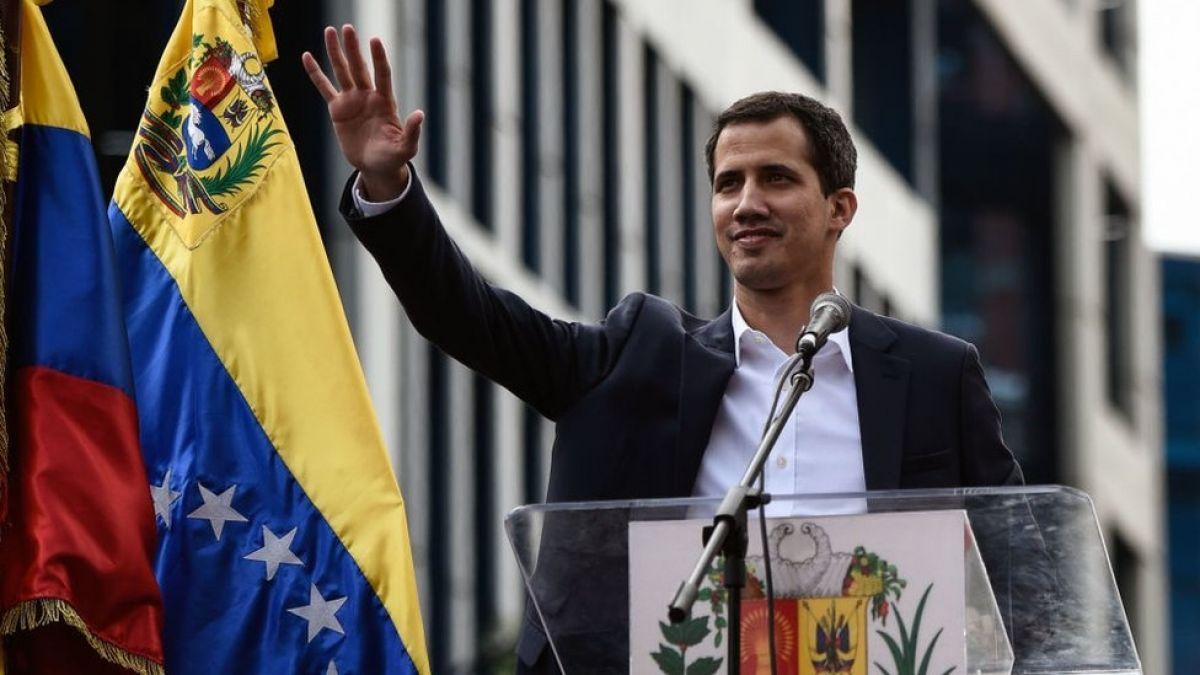 Guaidó: el 23 de febrero ingresará la ayuda humanitaria a Venezuela -  Papagayo News