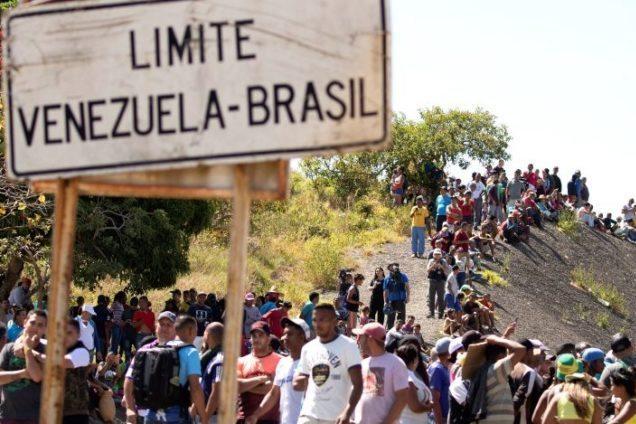 Resultado de imagen para Brasil otorga asilo a 21.432 venezolanos